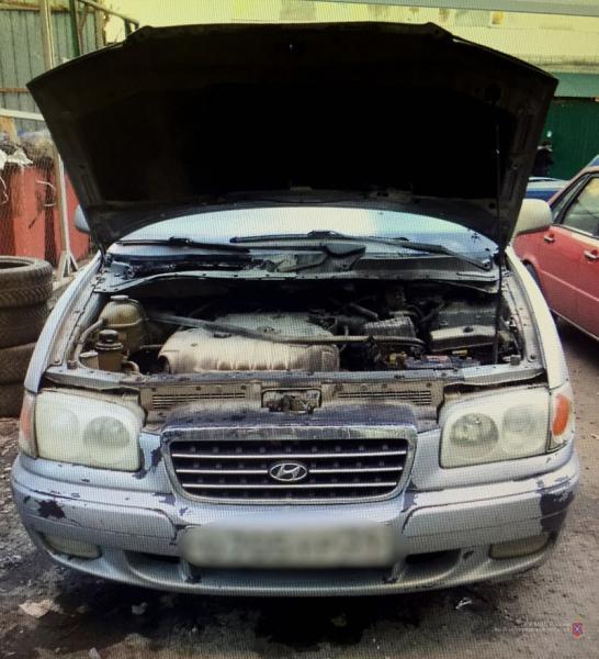 42-летнего волгоградца задержали после попытки поджечь автомобиль