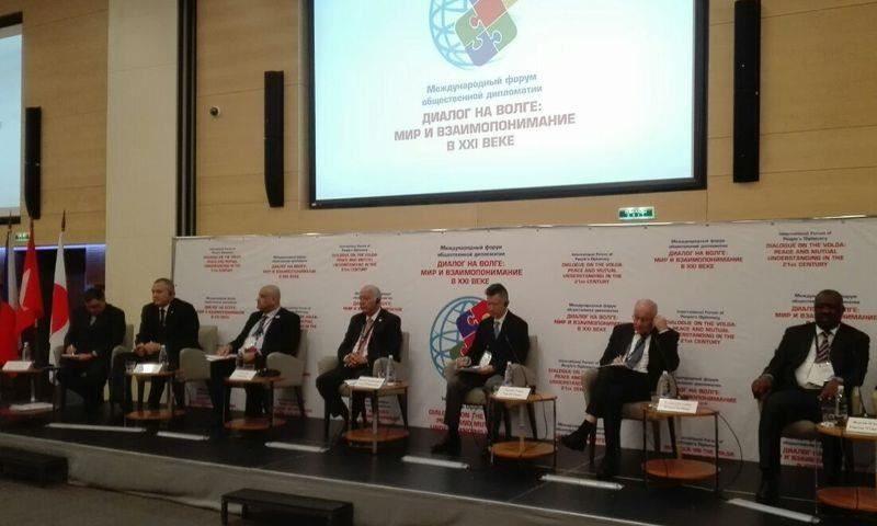 Андрей Косолапов заявил о ключевой роли городов в укреплении мира на Земле
