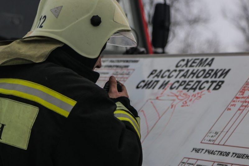 МЧС призывает соблюдать правила пожарной безопасности в холодное время года