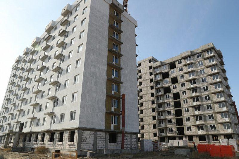 Волгоград на втором месте среди «миллионников» по темпам ввода жилья