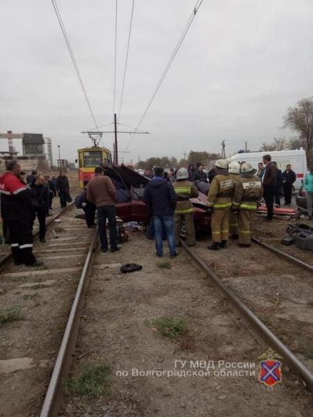 В Волжском случилась еще одна страшная авария