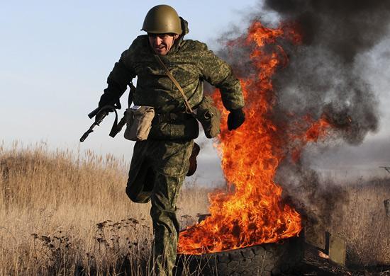 Волгоградские контрактники прошли месячный «интенсив» общевойсковой подготовки