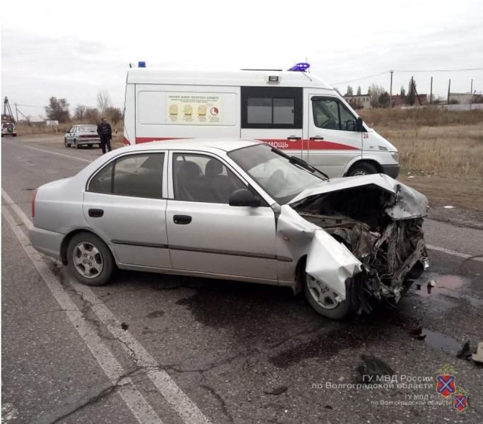 Стали известны подробности жуткой аварии в Волжском
