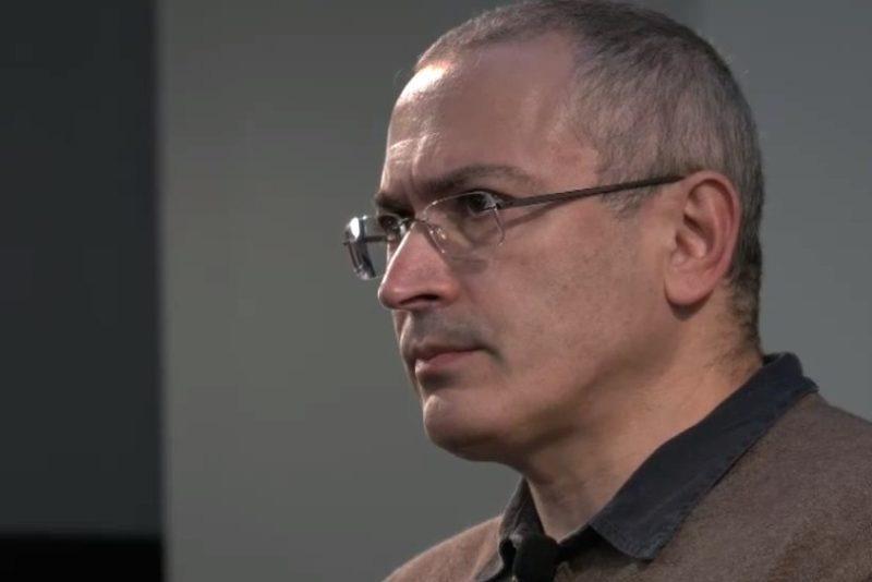 vk.com\Михаил Ходорковский