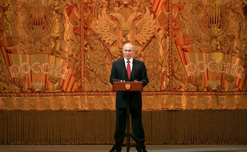 Стало известно, с кем Путин встретит Новый год