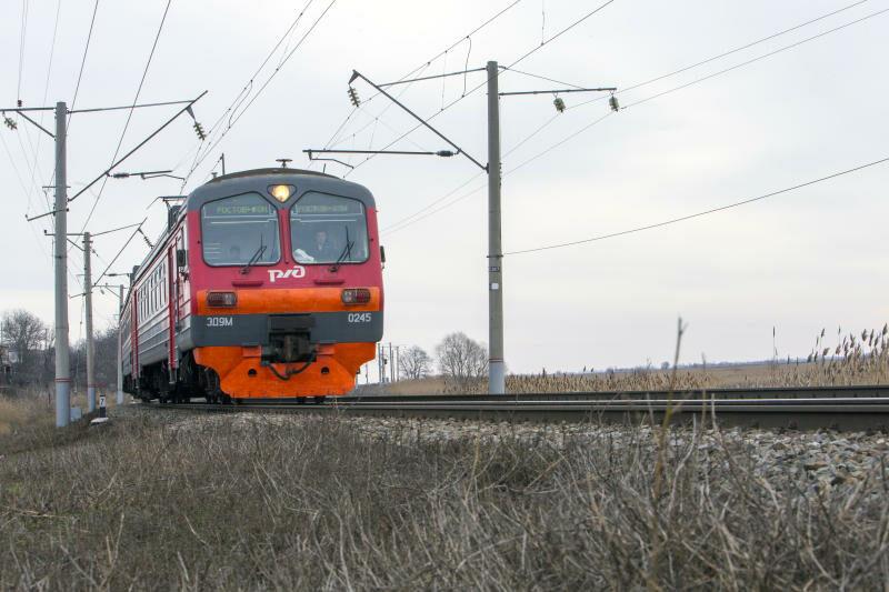 Волгоградцам рассказали о нормальном движении поездов в непогоду на территории области