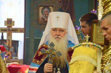 Глава Волгоградской митрополии Герман ушел на покой
