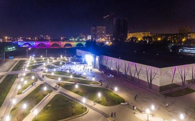 В Волгограде выбрали имя для парка в пойме реки Царица