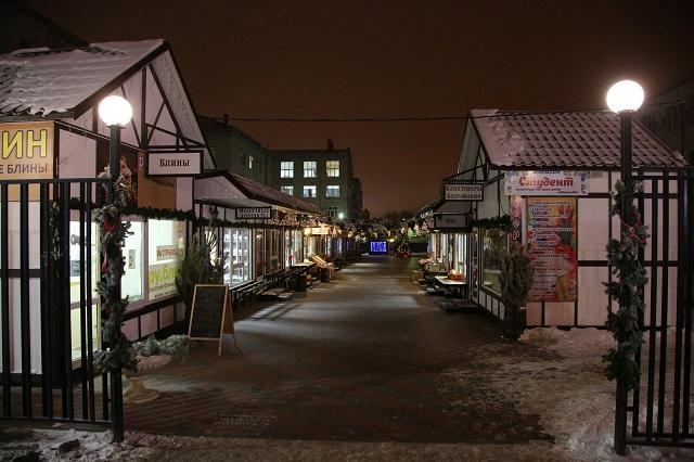 Конкурсная комиссия начала формировать список наилучших новогодних вывесок Волгограда