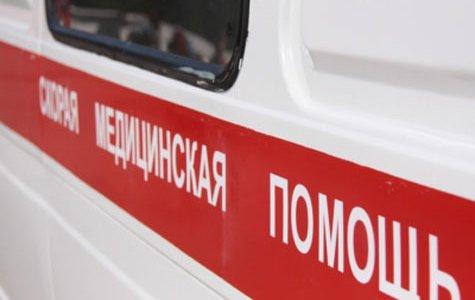 Под Волгоградом при столкновении иномарок пострадал один из водителей