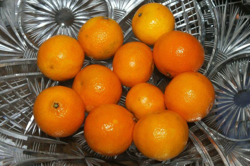 7 способов разнообразить мандариновую «диету»