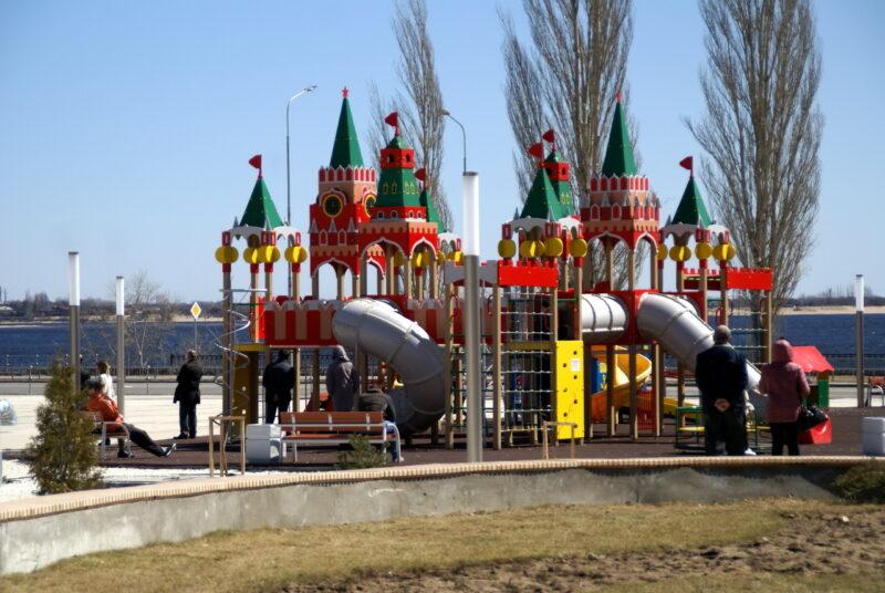 110 поселений Волгоградской области получат субсидии на благоустройство