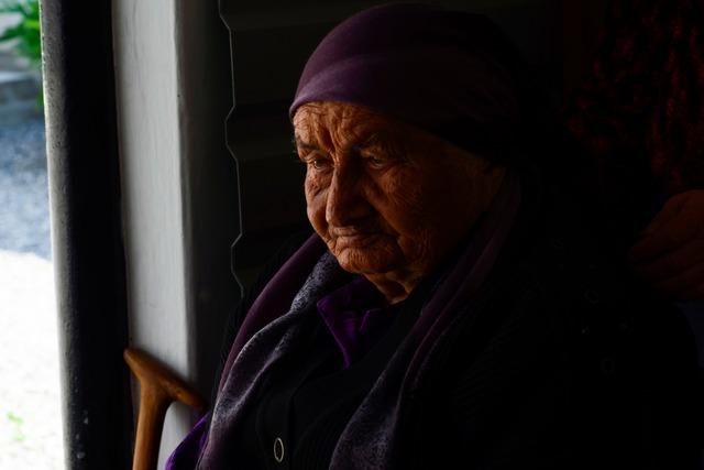 Умерла самая пожилая жительница России