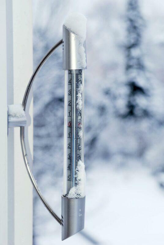 По Волгограду ударят ночные морозы до -12 градусов