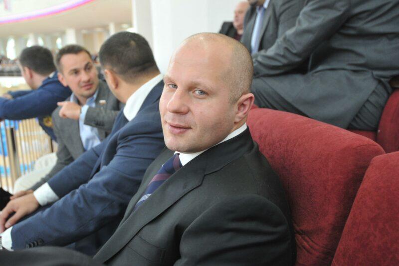 Емельяненко заявил, что хорошо себя чувствует после нокаута Бейдера