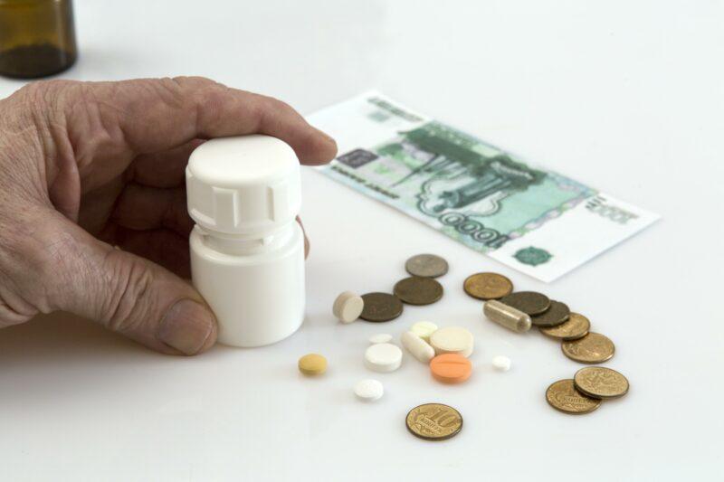 В Михайловском районе запретили продажу лекарств в придорожном павильоне