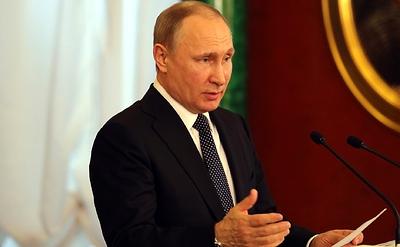 Песков: От слов Путина кровь в жилах стынет