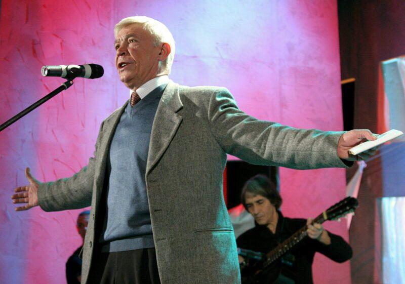 В 79 лет скончался народный артист Иван Бортник
