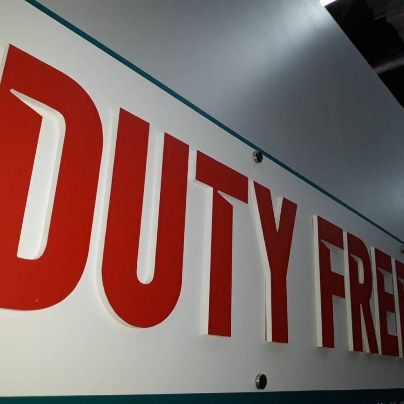 В зоне прилёта аэропорта в Волгограде откроют Duty Free