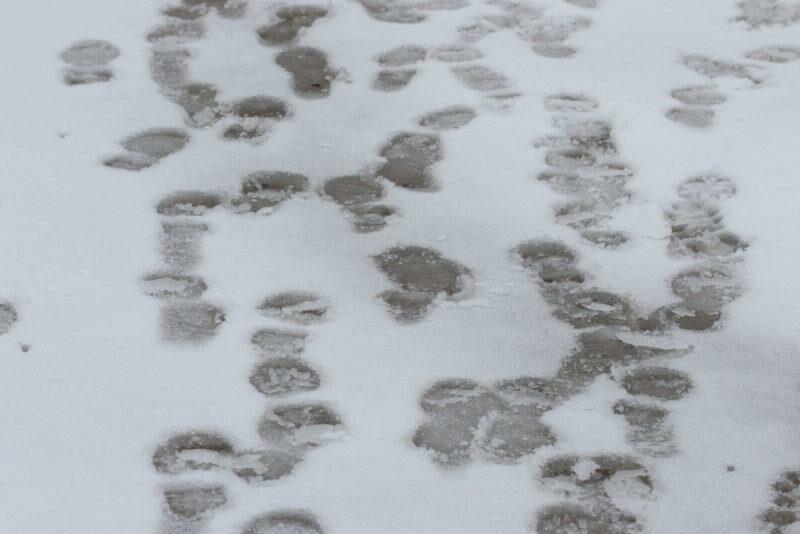 В Волгограде ожидается снег, дождь и гололед