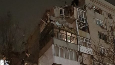 Появились подробности взрыва дома в Шахтах