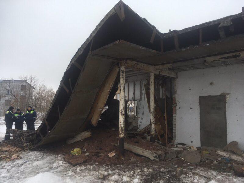 32-летний волгоградец погиб при «распиле» старой автозаправки в Советском районе