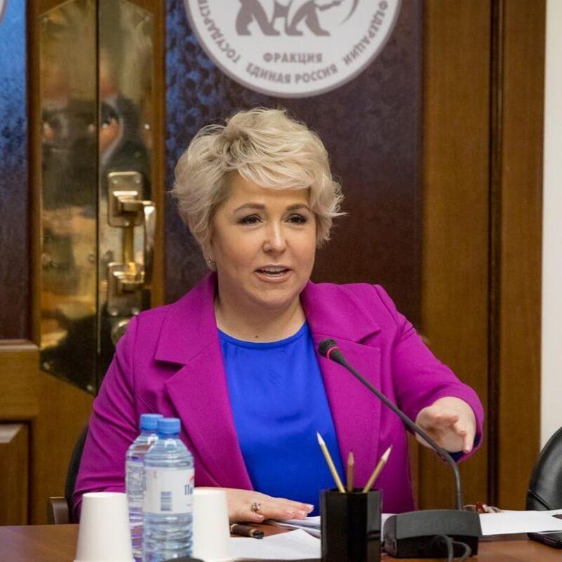 Законопроект о цензуре, поддержанный Ириной Гусевой, рекомендовали принять в первом чтении