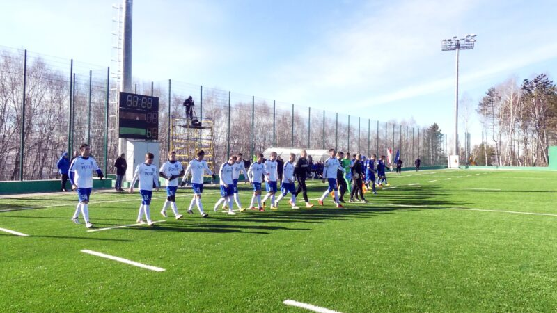 В контрольном матче в Кисловодске «Ротор» сыграл вничью с «Нижним Новгородом»
