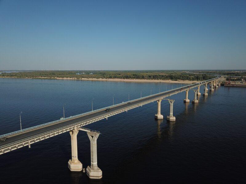 В Волгограде пообещали продлить «танцующий» мост