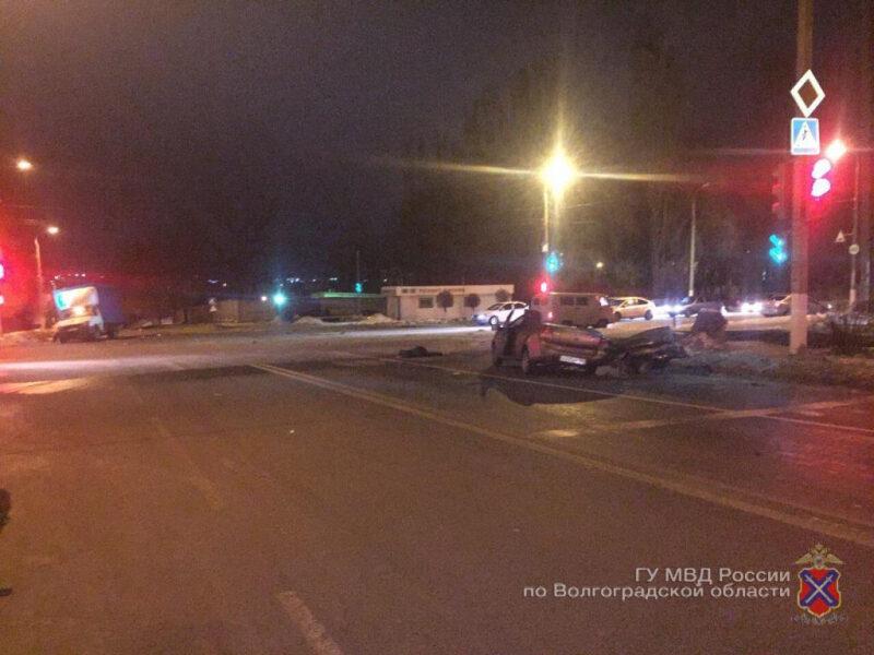 Минувшей ночью в жуткой аварии на улице Шурухина погибли три человека