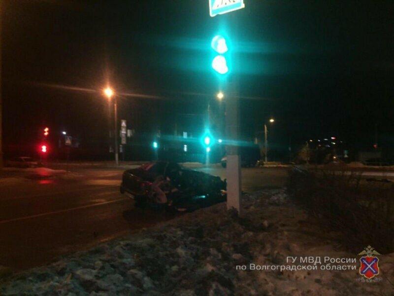 В Волгограде участника смертельной аварии на Шурухина взяли под стражу