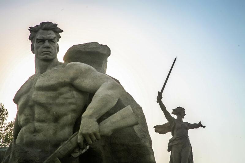 Глава Волгоградской митрополии совершит 2 февраля панихиду на Мамаевом кургане
