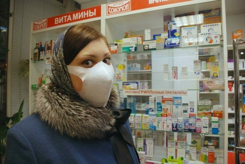 В регионе за неделю ОРВИ заболели 9 тысяч человек