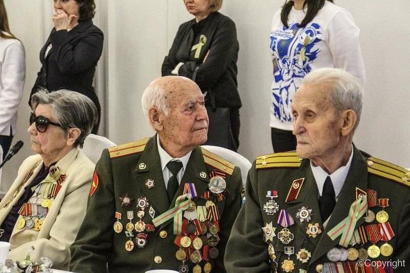 Волгоградским ветеранам выплатят по 2 тысячи рублей к годовщине Сталинградской битвы