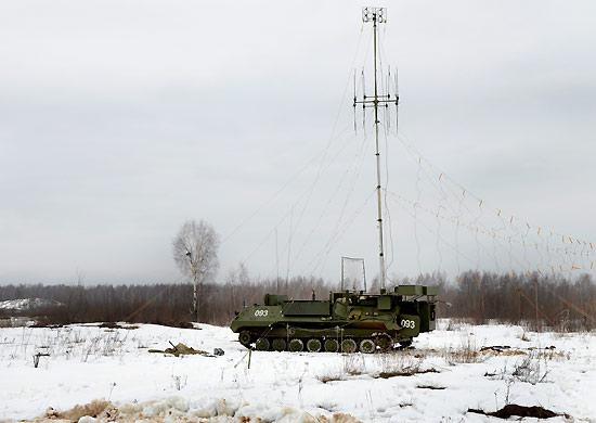 Военные в Волгоградской области опробовали искажение навигационного поля