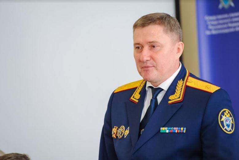 В Волгограде назначен новый руководитель СК