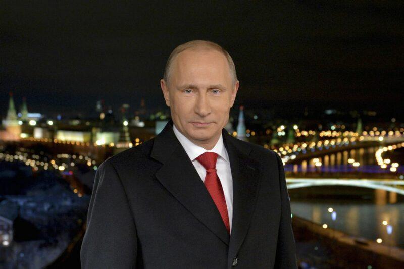 Новогоднее обращение Владимира Путина посчитали «дерзким»