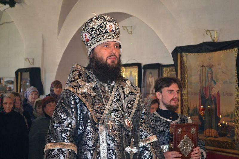 Волгоградский епископ Феодор возведен в сан митрополита