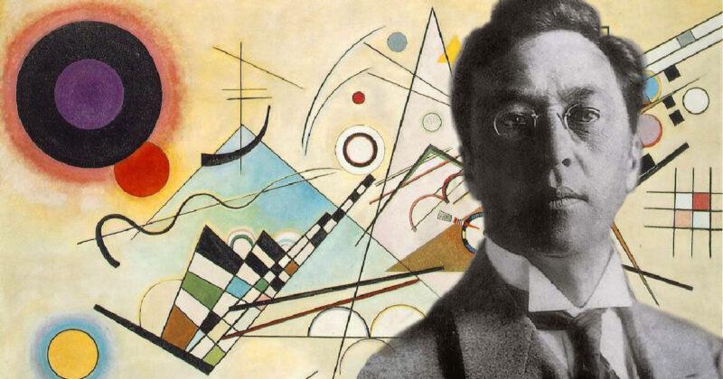 В музее Машкова научат рисовать композиции Кандинского