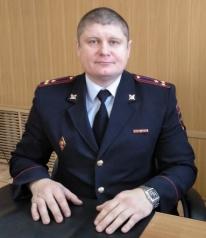 Отдел полиции Красноармейского района Волгограда возглавил новый руководитель