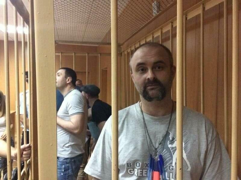 Бывшего наркополицейского Павла Степаненко отправили в колонию