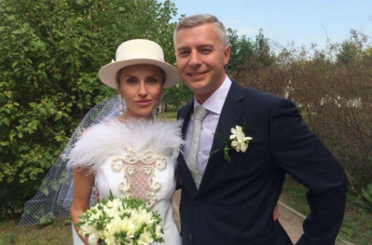 Екатерина Архарова сообщила, что нашла пропавшего мужа