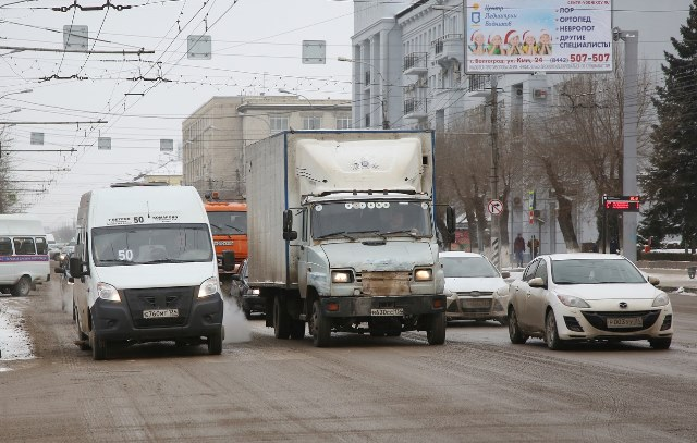 Две улицы в центре Волгограда закроют для проезда