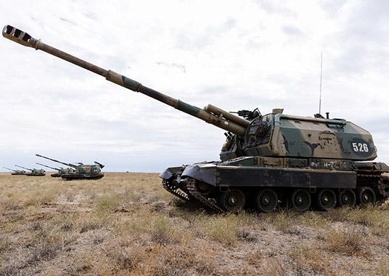 Артиллеристы в Волгоградской области получат новые 2С19М2 «Мста-С»