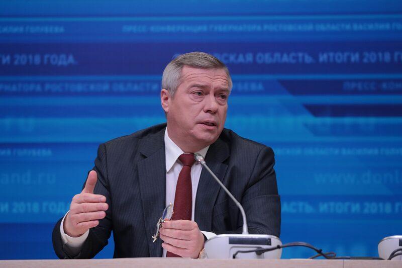 Губернатор Ростовской области заявил, что Ростов-на-Дону останется столицей ЮФО
