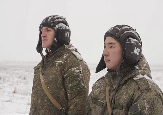 Будущие танкисты Южного военного округа начали практические стрельбы из Т-90А