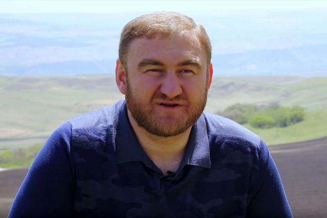 Арашуков пожаловался на условия содержания в СИЗО