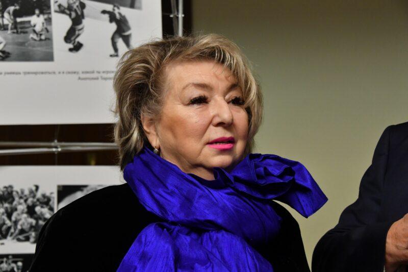 «Она не сможет говорить»: Татьяна Тарасова перенесла операцию