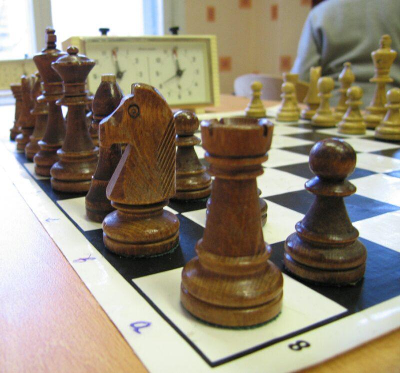 Для волгоградцев организуют шахматный блиц-турнир
