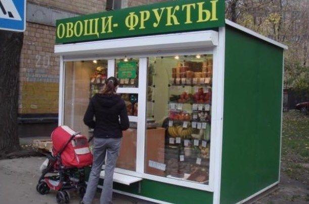 В Волгоград могут вернуться палатки и ларьки